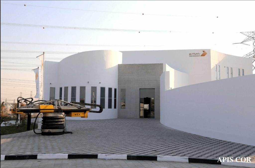3D-печать в Дубае