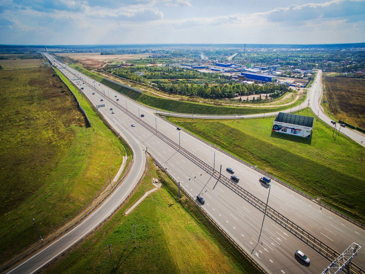 российские дороги оснащают разделительными ограждениями