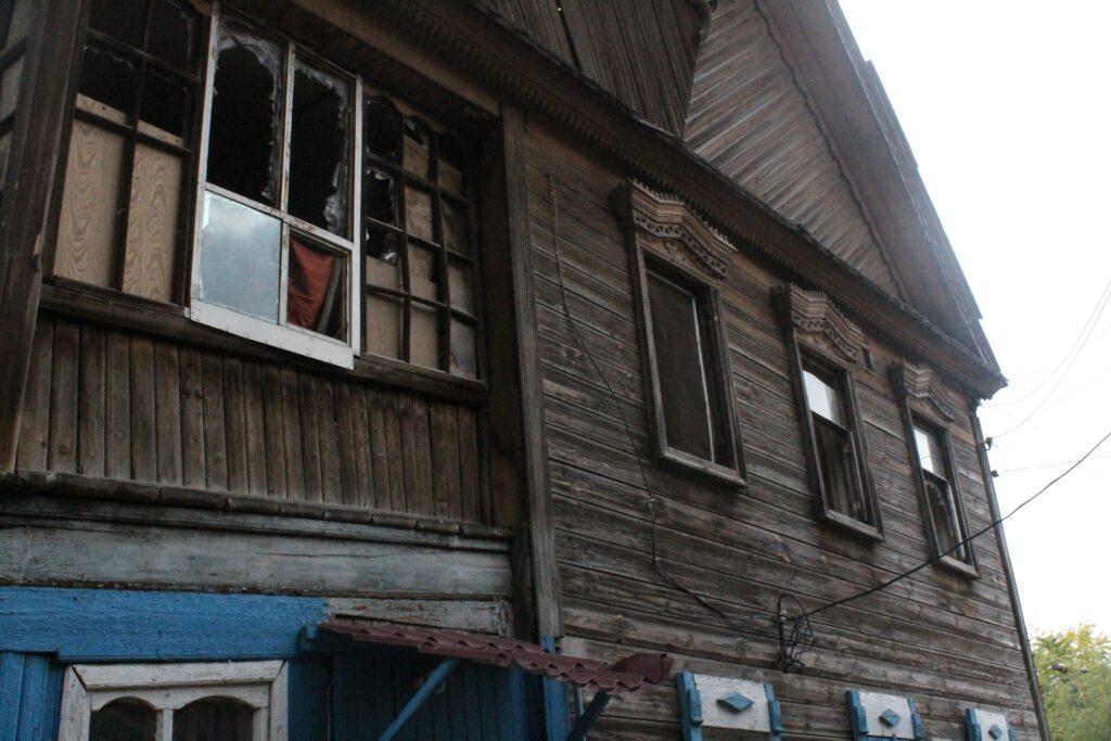 Пермский край не справляется с ветхими домами