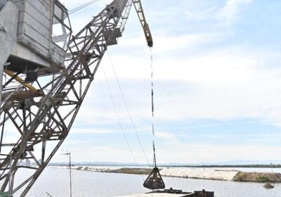 Стоимость строительства дамб в Комсомольске-на-Амуре уменьшилась на 1 млрд рублей