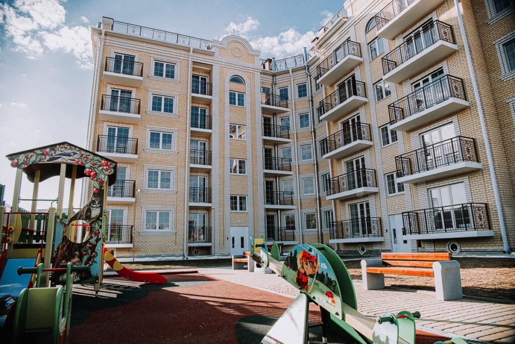 Москвичи и петербуржцы выбирают ремонт под ключ