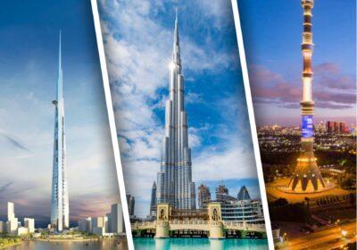 Достучаться до небес: ТОП-10 самых высоких зданий мира