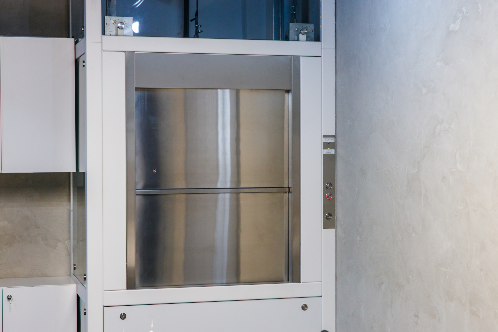 Новое лифтовое оборудование