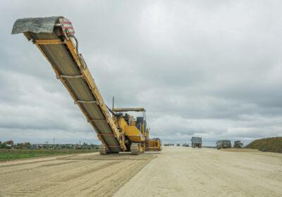 Первые участки трассы М-12 в Подмосковье сдадут в 2022 году
