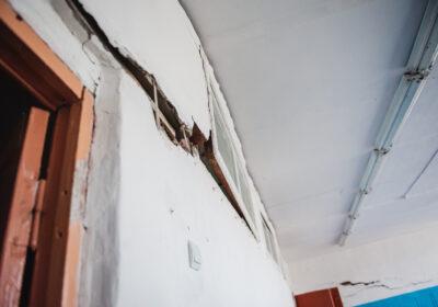 Социальные объекты, пострадавшие от проведения горных работ, требуют капитального ремонта