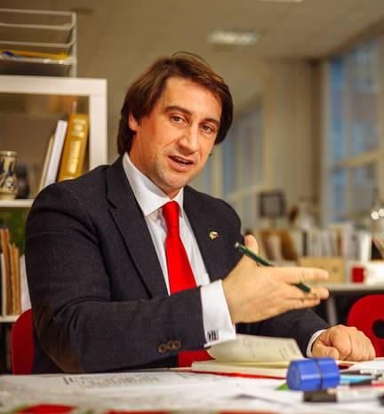 Основатель компании «ClancyEngineering» Джон Марк Кланси