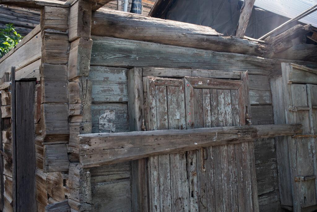 Деревянные жилые дома
